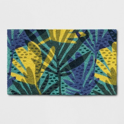 Oceanique Leaf Tufted Doormats 1'6 X2'6  - Project 62™
