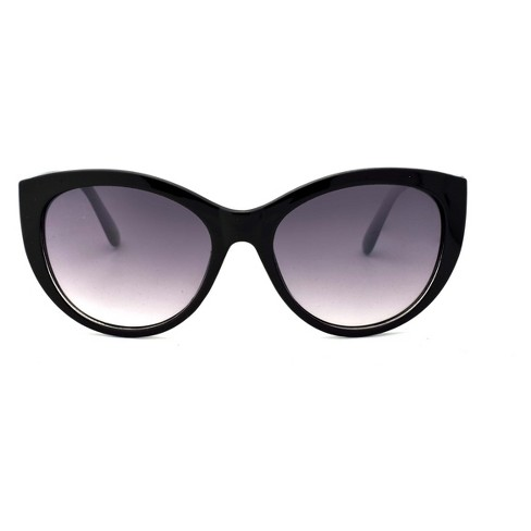 945b1a02c6 Women s Cateye Sunglasses - A New Day™ Black   Target