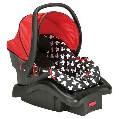 Disney® Mickey Mouse Light 'N Comfy Luxe Infant Car Seat - Mickey Silhouette