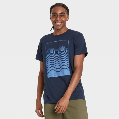 Men S Regular Fit Short Sleeve Crewneck Graphic T Shirt Good