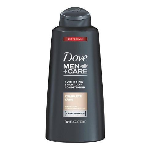 Dove Men + Care 2-in-1 Complete Care Shampoo and Conditioner - 20.4 fl oz - image 1 of 2