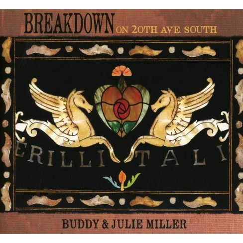 Buddy Miller - Breakdown On 20th Ave. South (CD) - image 1 of 1