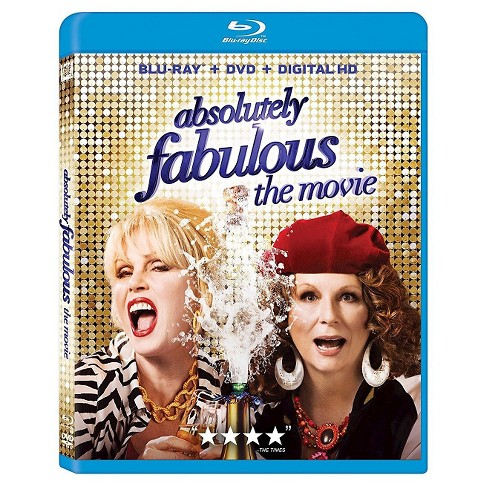 Absolutely Fabulous (Blu-ray + DVD + Digital) - image 1 of 1