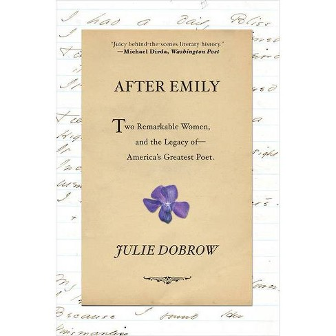 After Emily - by  Julie Dobrow (Paperback) - image 1 of 1
