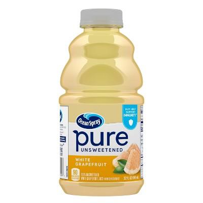 Ocean Spray Pure White Grapefruit - 32 fl oz Bottle