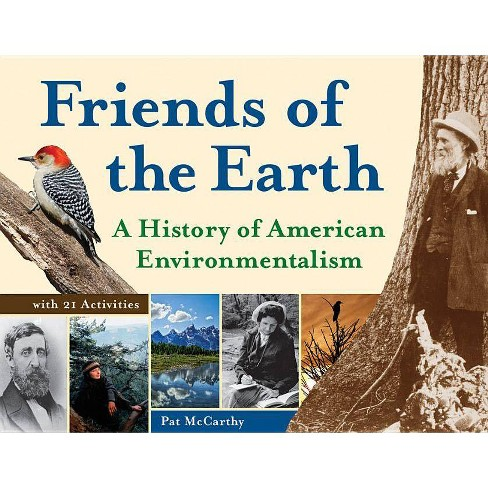 Friends of the Earth - (For Kids) by  Pat McCarthy (Paperback) - image 1 of 1
