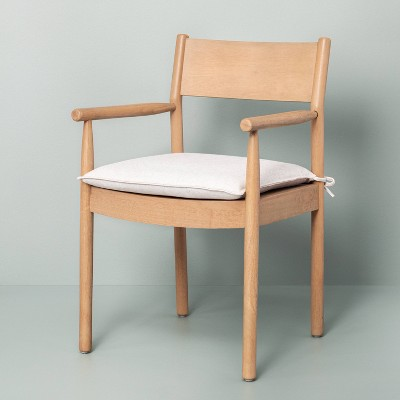 Wood Chair with Cushion - Hearth & Hand™ with Magnolia
