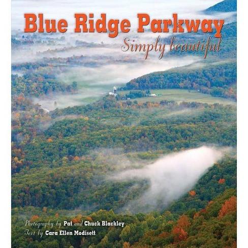 Blue Ridge Parkway - (Simply Beautiful) (Hardcover) - image 1 of 1