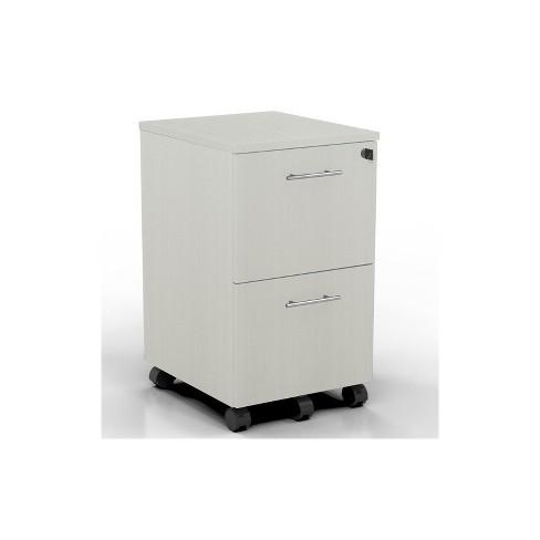 Medina Series 2 Drawer File Cabinet In
