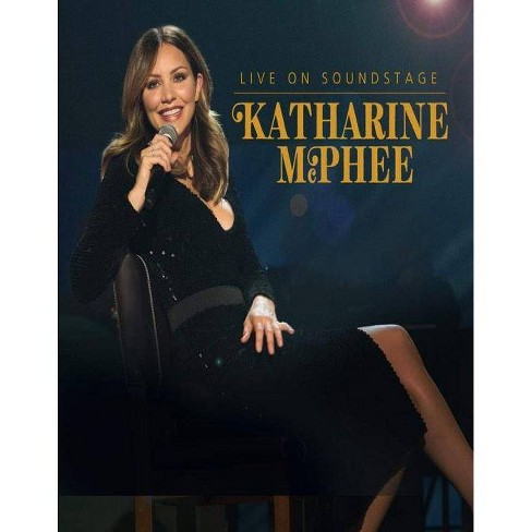 Katharine McPhee: Live on Soundstage (Blu-ray) - image 1 of 1