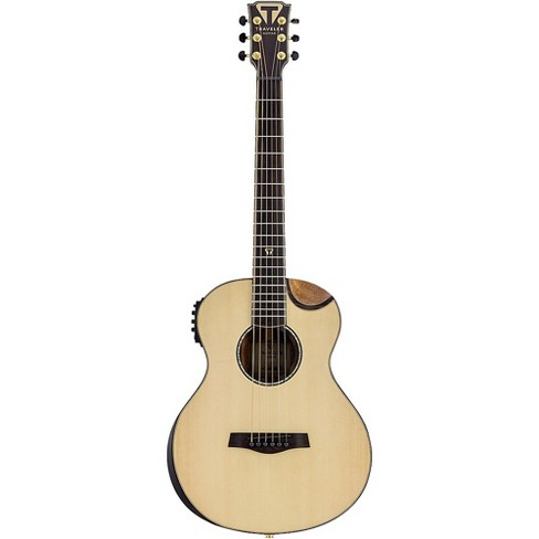 Traveler Guitar CL-3E Compact Acoustic-Electric Guitar Satin Natural 0.75 - image 1 of 4