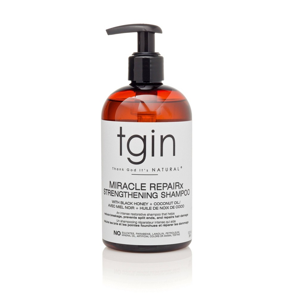 Image of TGIN Miracle Repairx Strengthening Shampoo - 13 fl oz