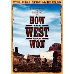 How The West Was Won (DVD)