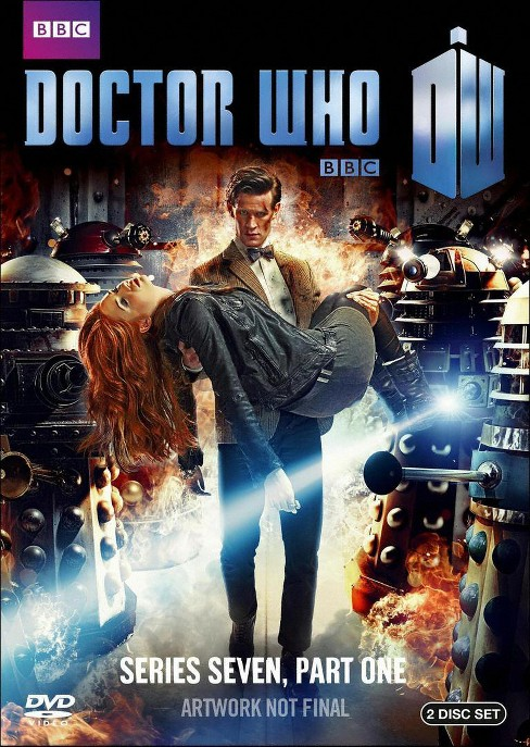 Doctor Who: Series Seven, Part One (2 Discs) (dvd_video) - image 1 of 1