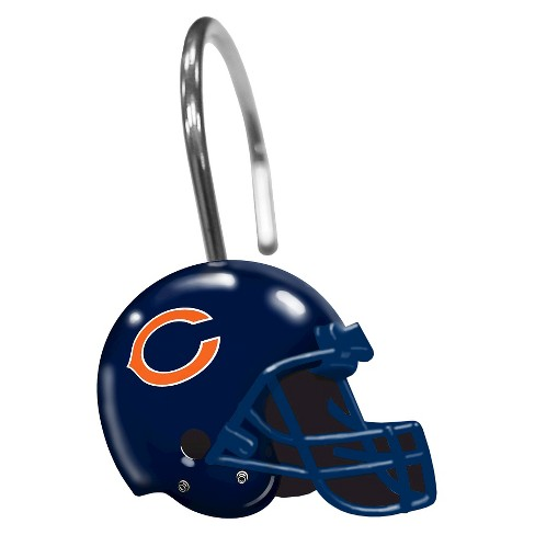 Northwest Chicago Bears Shower Curtain Rings Target