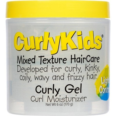 CurlyKids Curly Gel Moisturizer - 6oz