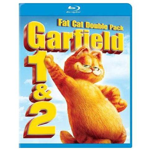 Garfield The Movie Garfield Tail Of Two Kitties Blu Ray 2011 Target