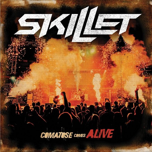 Skillet - Comatose Comes Alive (CD) - image 1 of 1