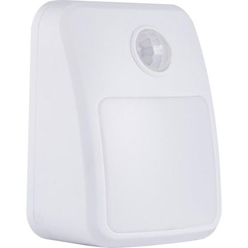 Energizer 40 Lumens Indoor Led Tabletop Motion Sensing Light White