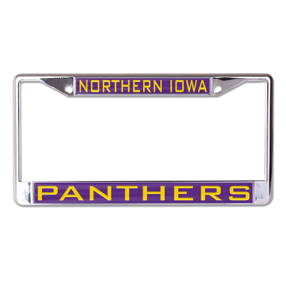 NCAA Northern Iowa Panthers License Plate Frame