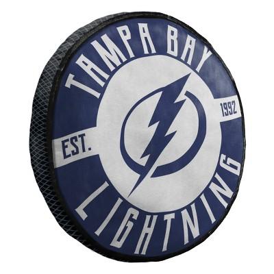 NHL Tampa Bay Lightning Cloud Pillow