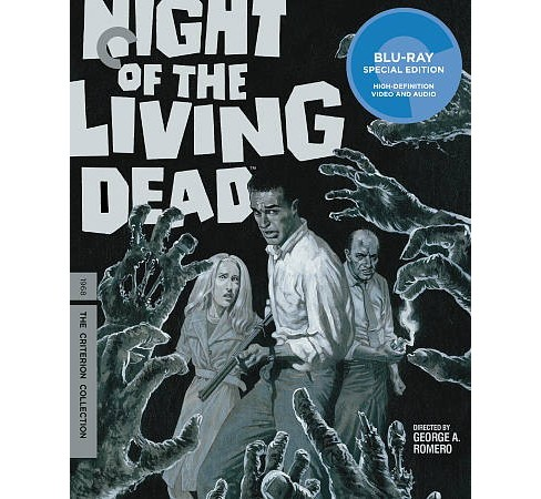 Night Of The Living Dead (Blu-ray) - image 1 of 1