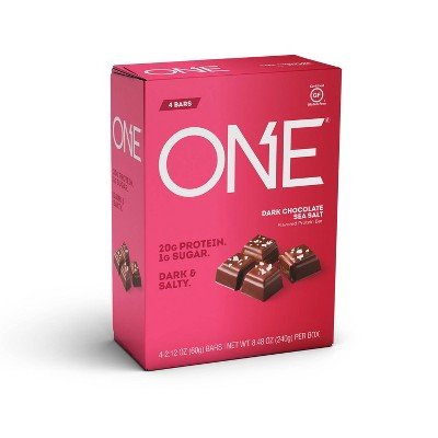 ONE Protein Bar - Dark Chocolate Sea Salt