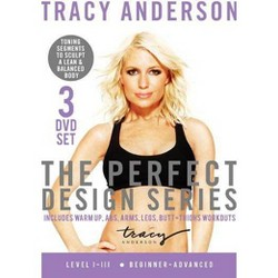 Tracy Anderson: The Perfect Design Series Levels 1-3 (DVD)