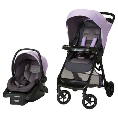 Safety 1st® Smooth Ride Travel System - Wisteria Blue