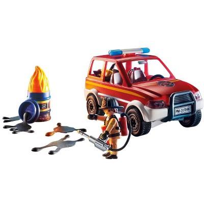 Playmobil City Fire Emergency Set