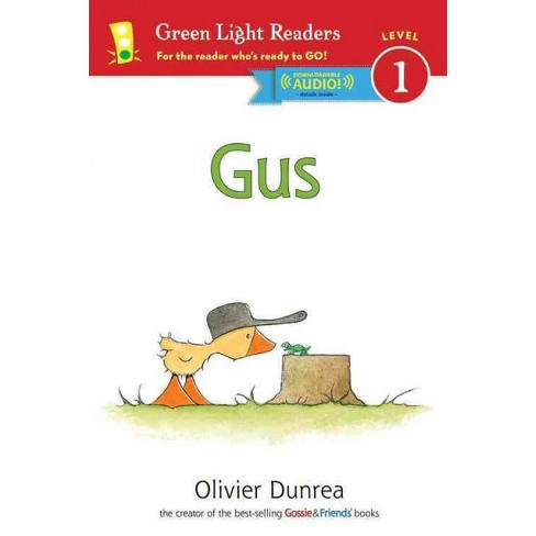Gus - (Gossie & Friends) by  Olivier Dunrea (Paperback) - image 1 of 1