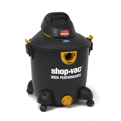 Shop-Vac 12gal 5.5 Peak HP High Performance Vac - Black