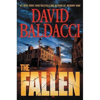 Fallen -  Reprint (Memory Man) by David Baldacci (Paperback)