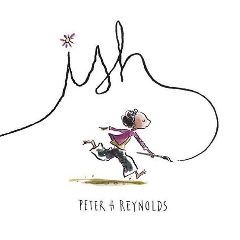 Ish - (Creatrilogy) by  Peter H Reynolds (Hardcover) - image 1 of 1