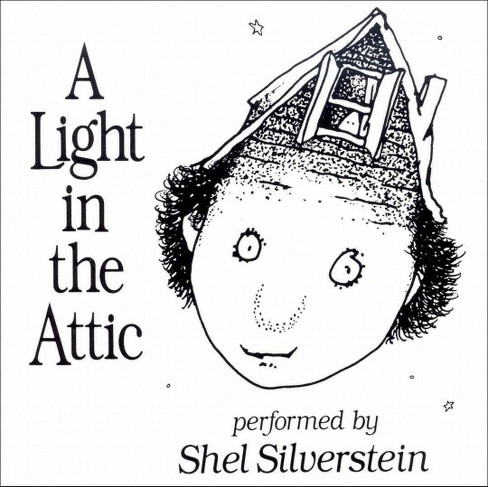 Shel silverstein - Light in the attic (CD) - image 1 of 4