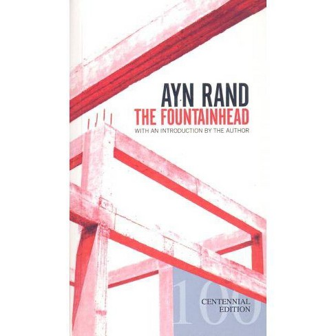 The Fountainhead - by  Ayn Rand (Hardcover) - image 1 of 1