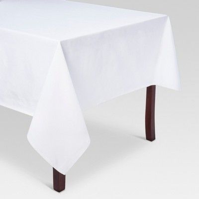 120 x60  Solid Tablecloth White - Threshold™
