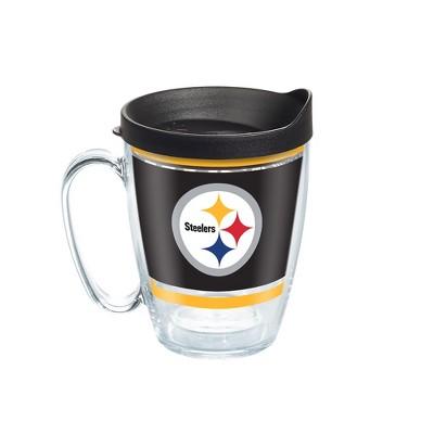 Tervis NFL Pittsburgh Steelers Legend 16oz Coffee Mug with Lid