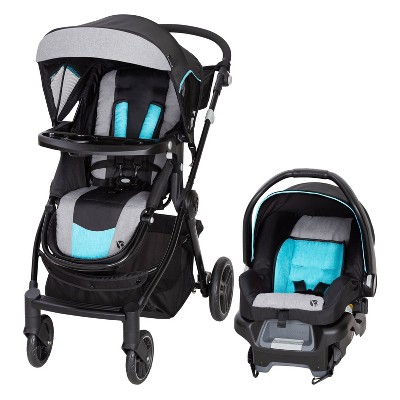 Baby Trend City Clicker Pro Travel System - Soho Blue