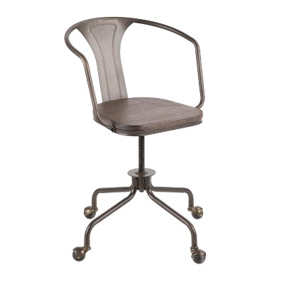 Beau Oregon Industrial Task Chair   LumiSource