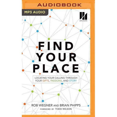 Find Your Place - by Brian Phipps (AudioCD)
