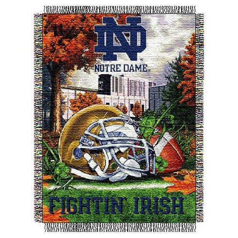 958b1be09b9 Notre Dame Fighting Irish Home Field Advantage College Throw : Target