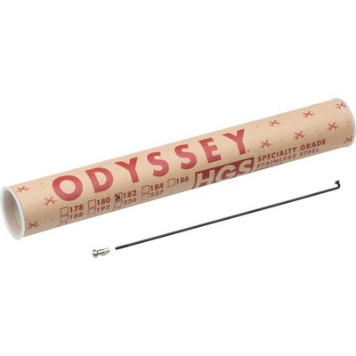 Odyssey BMX Stainless 182mm Spokes Bulk