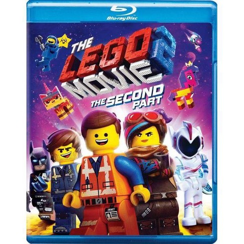 The Lego Movie 2: The Second Part (Blu-Ray) - image 1 of 1