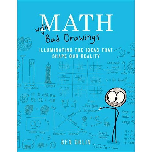 Math with Bad Drawings - by  Ben Orlin (Hardcover) - image 1 of 1