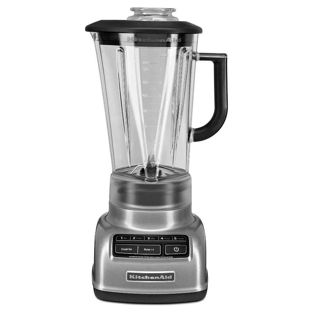 KitchenAid 5-Speed Diamond Blender – Ksb1575, Contour Silver 16643943