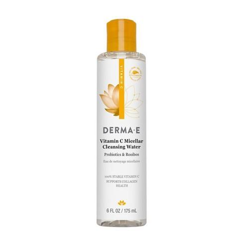 Derma E Vitamin C Micellar Water 6oz Target