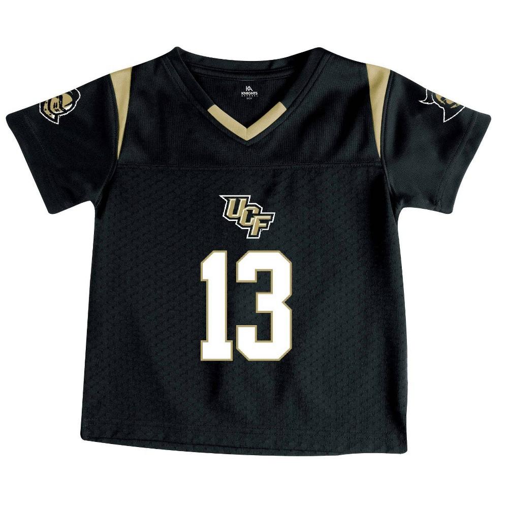 Ncaa Ucf Knights Toddler Boys 39 Short Sleeve Jersey 3t
