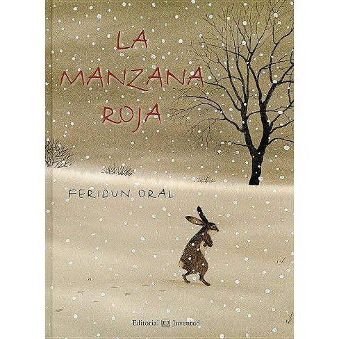 La Manzana Roja - by  Feridun Oral (Hardcover) - image 1 of 1
