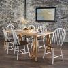 Ansley 7pc Farmhouse Cottage Dining Set - Christopher Knight Home - image 2 of 4
